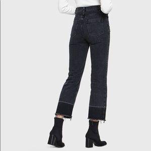 Rachel Comey Slim Legion jeans, black, size 8